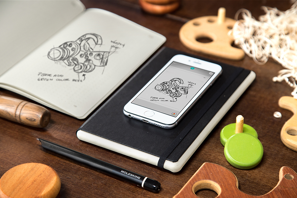 Smart Writing Set - Le Agende Magiche by Moleskine