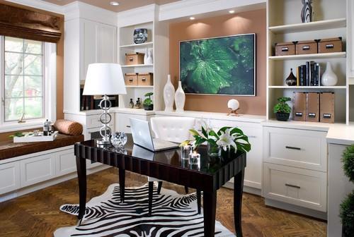 Idee per arredare un angolo studio in casa for Arredare stanza studio