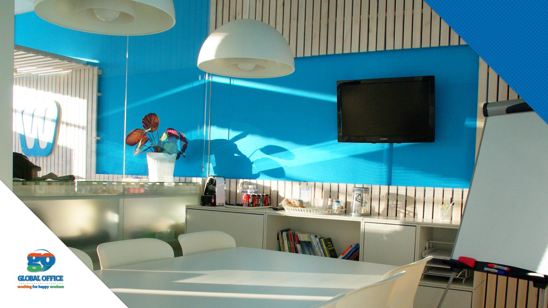 Ben noto Qual è il colore ideale delle pareti dell'ufficio? » Global Office  ZF76